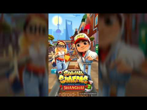 New hack subway surfers SHANGHAI MOD APK