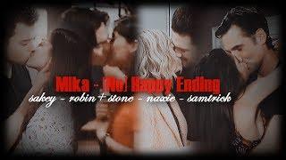 GH Couples - Sakey, Naxie, RnS, Samtrick - [No] Happy Ending