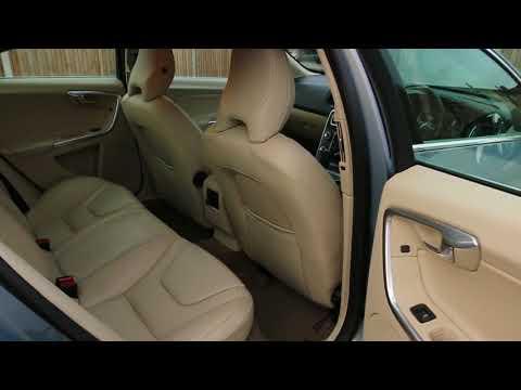 Volvo S60 2.0 D3 Turbo Diesel SE Geartronic 6 Speed Auto MX60 PFN