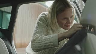 SKODA KAROQ Dog safety belt and Back seat protection