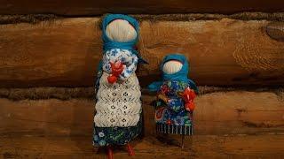 Видео-урок по изготовлению куклы «Курочка»(Каждую пятницу в музее «Тульские древности» проходят занятия из цикла «Народная кукла». На них дети и взрос..., 2016-01-23T13:06:45.000Z)