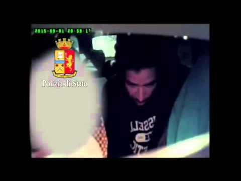 Extracomunitario Rapina Un Tassista. La Polizia Lo Becca Grazie A Questo Video