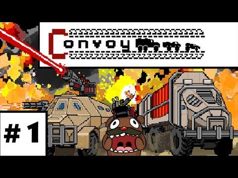 Baer Plays Convoy (Pt. 1) - Aye Aye, Cap'n