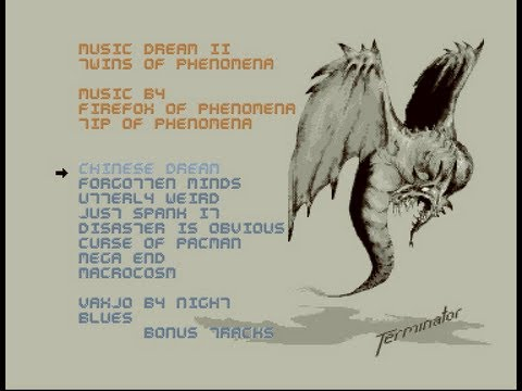 Phenomena - Music Dream II - Amiga Music Disk
