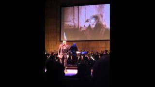 Bono - One Live for Anton Corbijn Amsterdam 2011 thumbnail