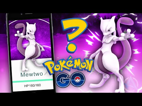 Pokemon GO - HOW TO CATCH MEWTWO?
