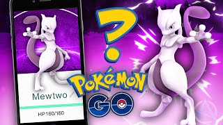 Pokemon GO - HOW TO CATCH MEWTWO?