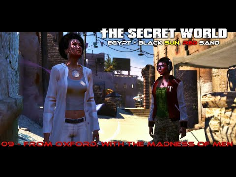 The Secret World - From Oxford, With the Madness of Men (S2 Egypt, EP09)