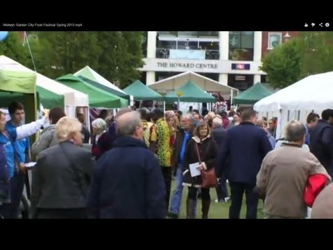 Welwyn Garden City Food Festival Spring 2013.mp4