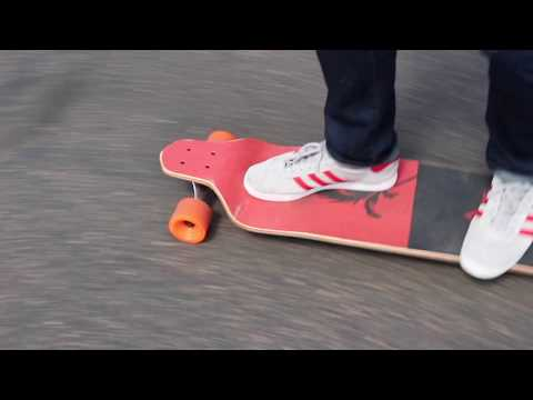 Try Longboarding This Summer With Receptra Naturals Hemp