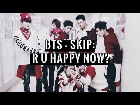 BTS - Skip: R U Happy Now? (Sub. español)