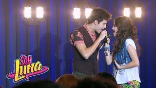 Luna Y Matteo Cantan Prófugos  Momento Musical Con Letra  Soy Luna