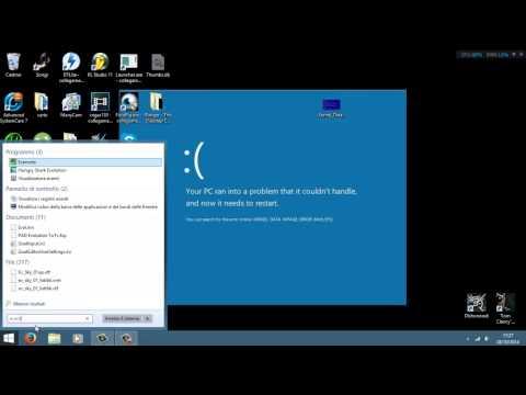 FIX Kernel Data Inpage Error || Tutorial ITA