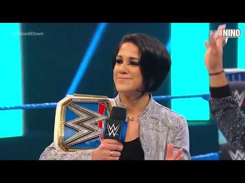 [VIETSUB WWE] Bayley, Sasha Banks , Lacey, Naomi \u0026 Tamina Segment