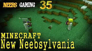 MINECRAFT: Snow Country For Old Men - New Neebsylvania 35