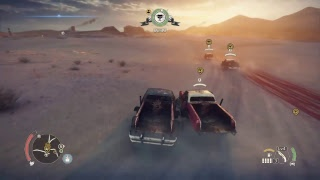 Mad Max part 27 completing challenges and missions