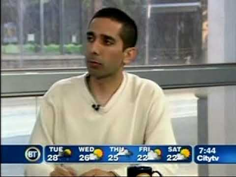 Breakfast Television interviews Sunjay Nath