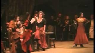 Bizet Carmen La Taberna De Lillas Pastia Subtitulos En EspaÑol Y Frances