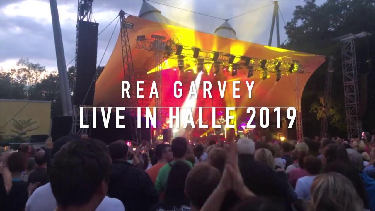 Rea Garvey Live