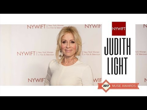 Judith Light Acceptance Speech at NYWIFT 2017 Muse Awards Gala