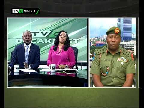 TVC Breakfast Oct 20th | Brig. Gen. Usman Sani speaks on the Monkeypox controversy