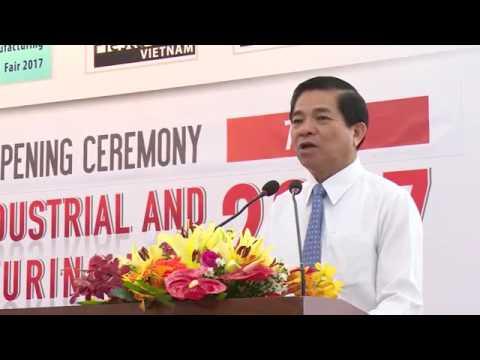 Vietnam Industrial & Manufacturing Fair 2017- VIMF 2017- News