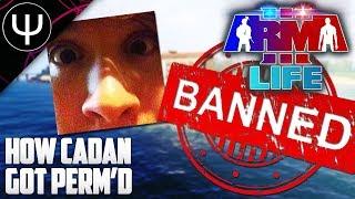ARMA 3: Kamdan Life Mod — How Cadan Got PERM BANNED!