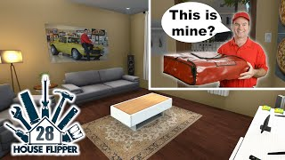 House Flipper - Ep. 28 - I Ordered Pizza And Tipped The House