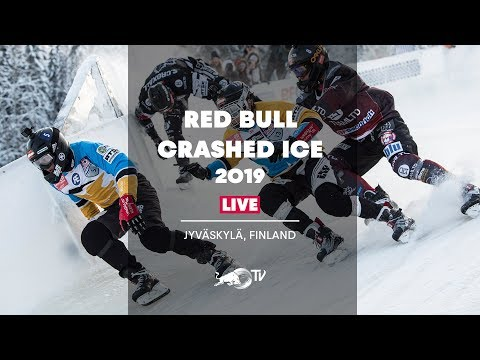 Red Bull Crashed Ice LIVE in Jyväskylä, Finland