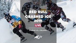 Red Bull Crashed Ice LIVE in Jyväskylä, Finland
