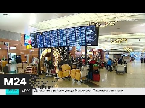 Депутаты вернули курилки в транзитные зоны аэропортов - Москва 24