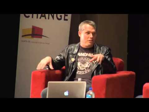 Shepard Fairey Interview Clip