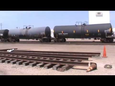 BNSF General Freight Tulsa, OK 7/6/14 vid 2 of 6