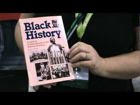 FGS Conference 2010 - NARA Black History Publications