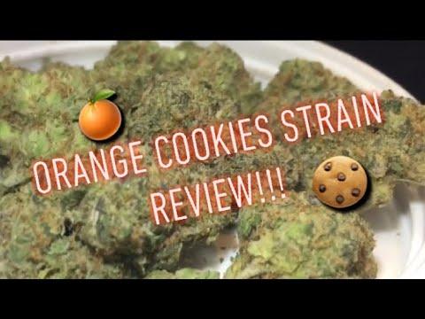 Orange Cookies Strain Review (O$F TV)
