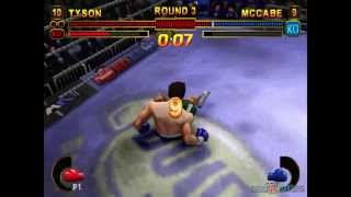 Mike Tyson Boxing - Gameplay PSX (PS One) HD 720P (Playstation classics)