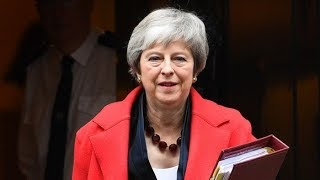 Theresa May statement after Conservative MPs trigger no-confidence vote | ITV News