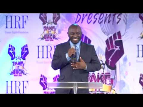 HRF Nigeria - TAKE IT BACK Media Launch