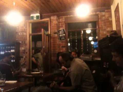 Irish Music Jam Session @ The Star Hotel, Yackandandah VIC, Australia