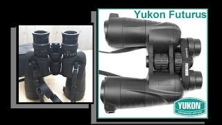 Yukon Futurus 8-24x50 Binoculars & Futurus Series