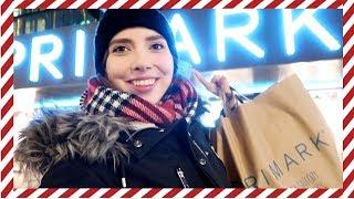 VLOGMAS 12 HAUL PRIMARK I BERLIN CHRISTMAS GARDEN