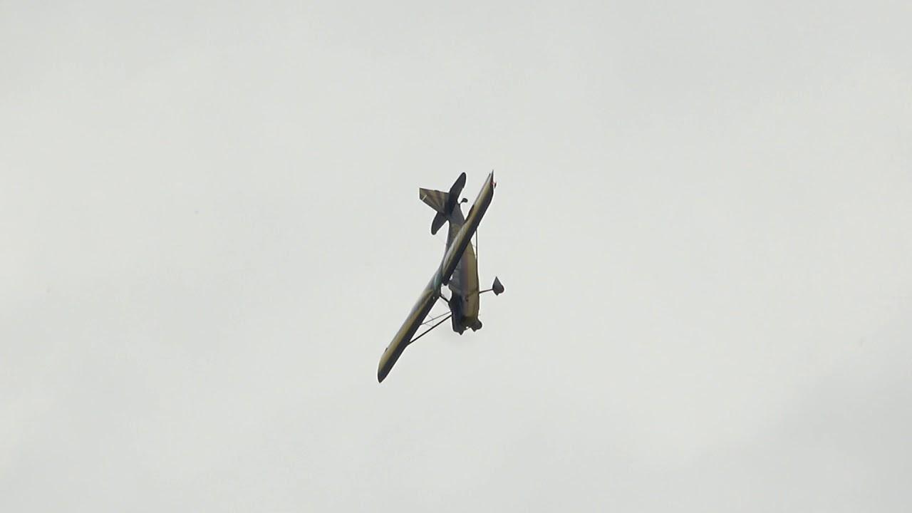 Citabria Aerobatics - Tom Beamer - Golden Age Air Museum