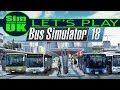 Lion's City A37 MAN | Farming (1of9) | Bus Simulator 18 #6 (Streamed LIVE on TWITCH)