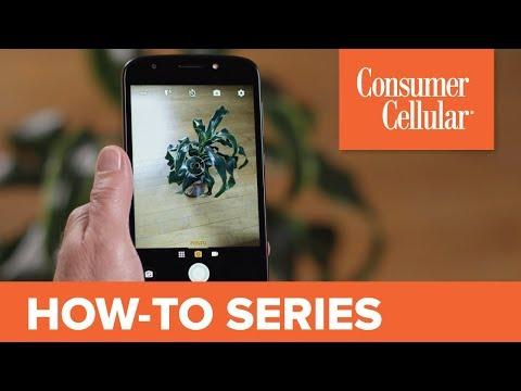 Motorola Moto E⁵ Play: Using the Camera (6 of 8) | Consumer Cellular