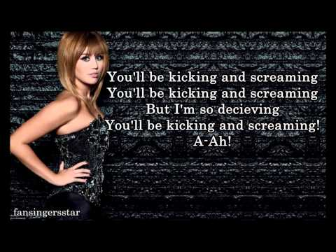 Miley Cyrus – Kicking And Screaming #YouTube #Music #MusicVideos #YoutubeMusic