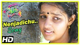 Tamil Hits 2017 | Vizha Tamil Movie Songs | Nenjadichu Ninnene Song | Mahendran | Malavika Menon