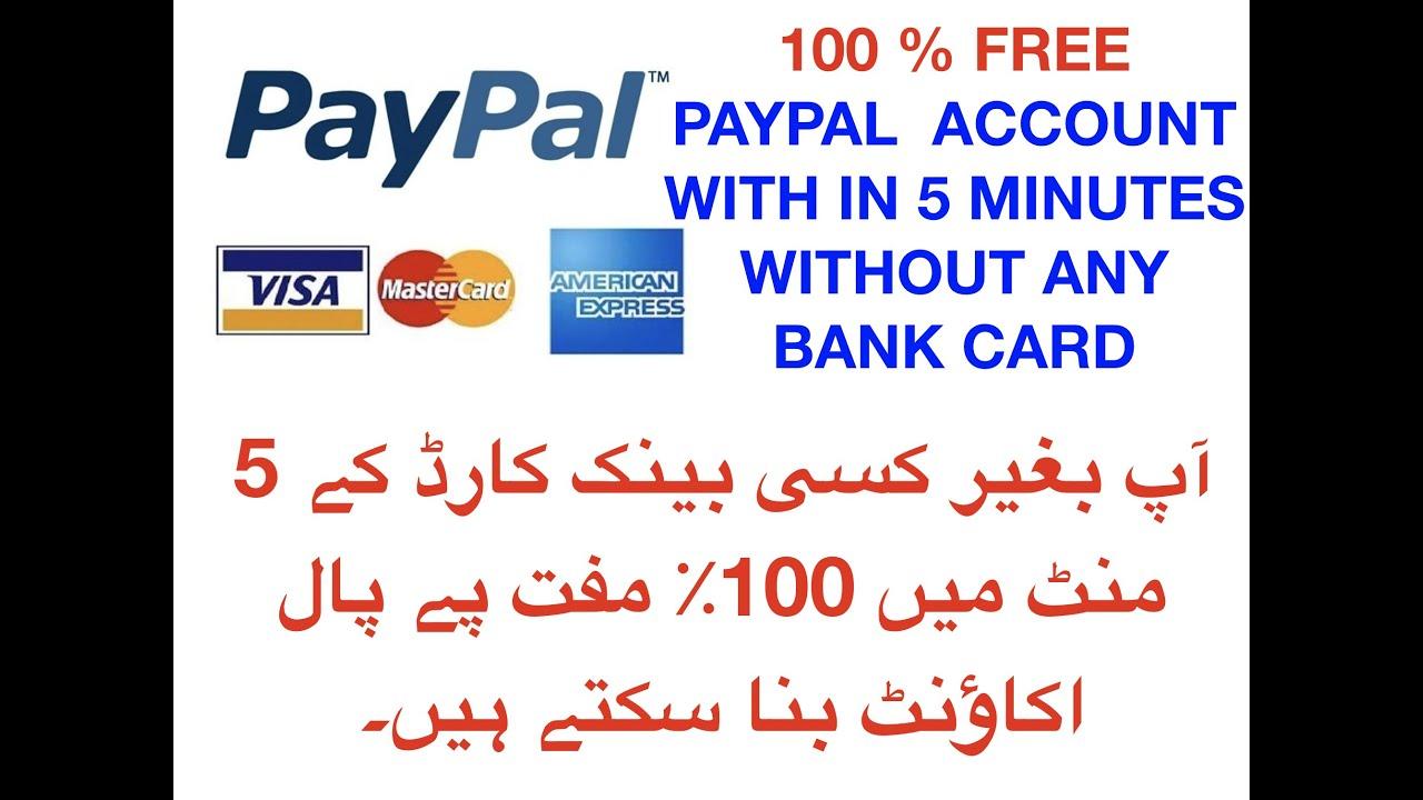 Make Paypal Account