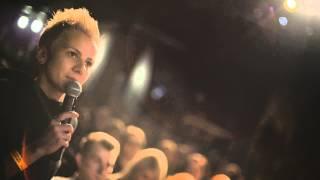 Ксения Собчак отвечает на вопросы зрителей. (Ксения Infinity приглашает в клуб)