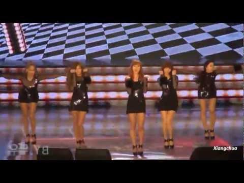 [HD] Be My Baby (Mirrored Fancam) - Wonder Girls [원더걸스] edit