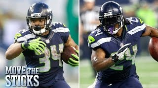 Is Thomas Rawls the New Beast Mode? | Move the Sticks | NFL